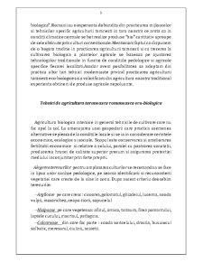Organizarea Productiei Biologice in Romania - Pagina 3