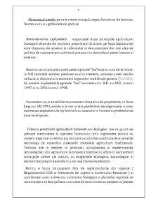 Organizarea Productiei Biologice in Romania - Pagina 4