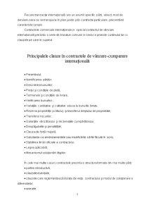 Structura si Continutul Contractului de Vanzare-Cumparare Internationala - Pagina 3