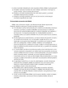 Cauzele Inflatiei Monetare - Consecinte - Deflatia Monetara - Pagina 2