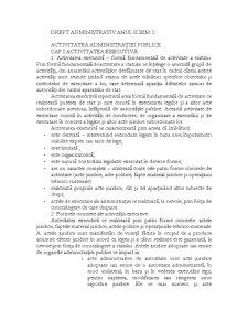 Drept Administrativ si Stiinta Administratiei - Pagina 1