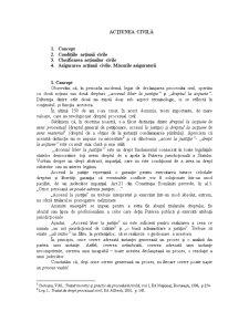 Procedură Civilă - Pagina 1