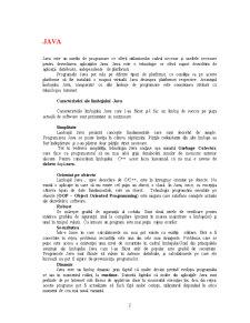 Proiectarea Interfetelor Grafice - Java - Pagina 2