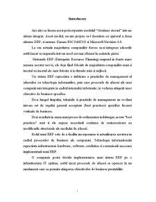 ERP Exman-Navision - Pagina 1
