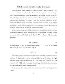 Ecuatii Diferentiale - Pagina 1