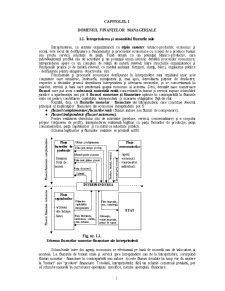 Finanțe Manageriale - Pagina 1