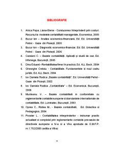 Contabilitatea Decontarilor in Numerar la SC Portos SRL - Pagina 1