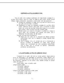 Actul Juridic - Pagina 2