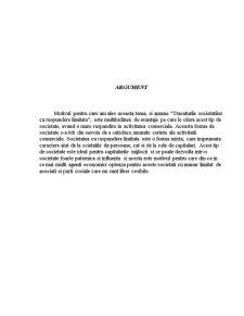 Trasaturile Societatilor cu Raspundere Limitata - Pagina 3