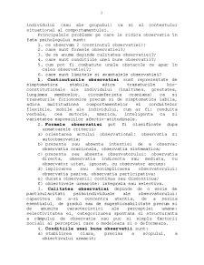 Metode de Investigare a Personalitatii Umane - Metodele Psihologiei Scolare - Pagina 5