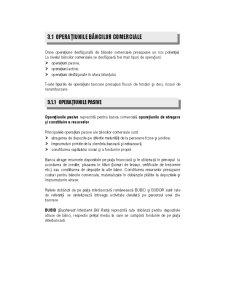 Băncile Comerciale și Operațiunile Acestora - Pagina 2