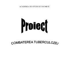Tuberculoza - Pagina 1