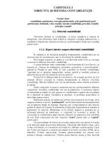 Note de Curs - Bazele Contabilitatii - Pagina 5