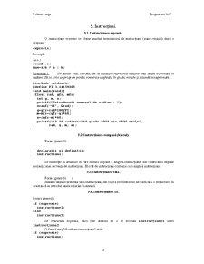 Programarea Calculatoarelor - 3 - - Pagina 1