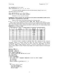 Programarea Calculatoarelor - 5 - - Pagina 2