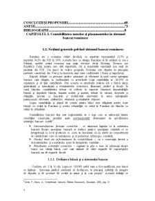 Contabilitatea Surselor și Plasamentelor unei Societăți Bancare - Pagina 4