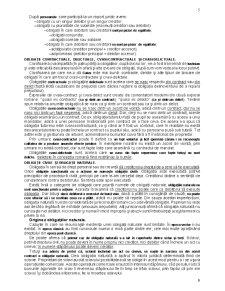 Obligații - Partea Generală - Pagina 5