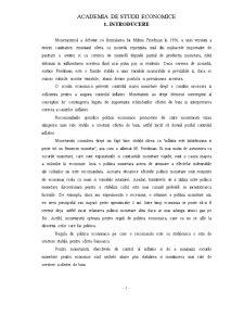 Politica Monetara - Pagina 3