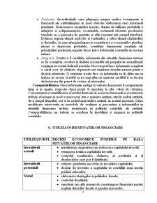 Situatii Financiare Anuale ale Intreprinderilor - Pagina 4