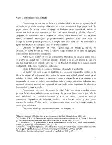 Teoria Comunicarii - Pagina 2