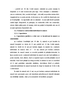 Contract Individual de Muncă - Pagina 3