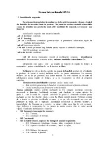 Norma Internationala Ias 16 - Pagina 1