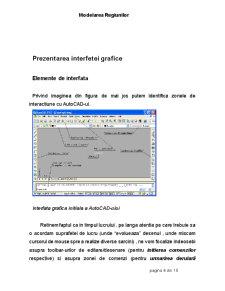 Modelarea Regiunilor - Proiectare Asista de Calculator - AutoCad - Pagina 4