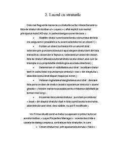 Structurarea Desenelor - Lucrul cu Straturile - Pagina 5