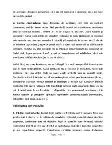 Contractul de Arendare - Pagina 3