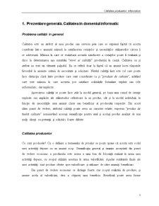 Produse Software - Asigurarea Calitatii - Pagina 3