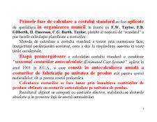 Metoda Standard - Cost - Pagina 2