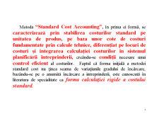 Metoda Standard - Cost - Pagina 4