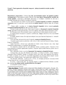 Drept Constitutional Comparat - Pagina 1