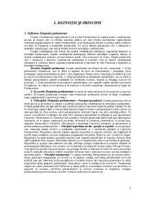 Drept Parlamentar - Pagina 3
