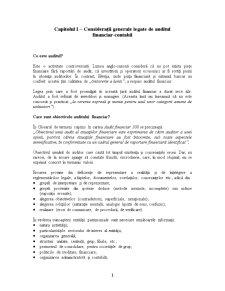 Audit Financiar-Contabil - Pagina 1