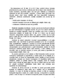 Elemente de Dreptul Familiei si Acte de Stare Civila - Pagina 4