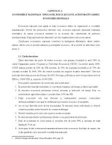 Interdependențele Complexe dintre Economiile Naționale în Condițiile Globalizării - Pagina 4