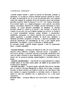 Controlul Integrat - Pagina 1