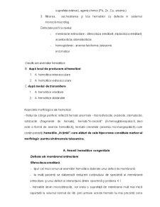 Tulburari in Sinteza Globinei - Talasemii, Hemoglobinopatii - Pagina 5