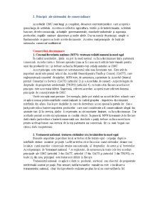 Organizatia Mondiala a Comertului - Capitolul 1 - Pagina 4