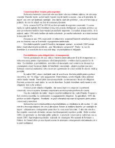 Organizatia Mondiala a Comertului - Capitolul 1 - Pagina 5