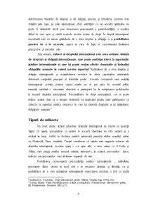 Statul - Izvor de Drept International Public - Pagina 4