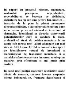 Strategii și Politici Monetare - Pagina 5