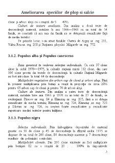 Ameliorarea Speciilor de Plop si Salcie - Pagina 5