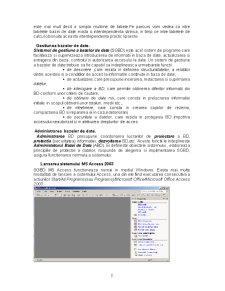 Baze de Date - Microsoft Access - Pagina 2