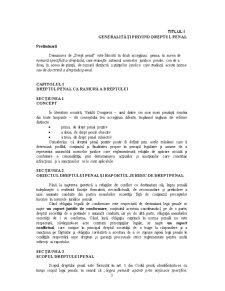 Drept Penal General - Pagina 3
