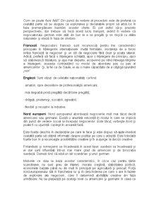 Diferente Culturale Internationale in Negociere - Pagina 3