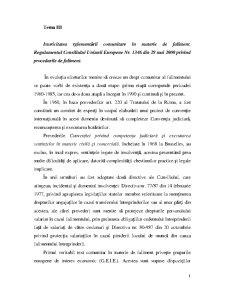 Dreptul Afacerilor în Context European - Pagina 1
