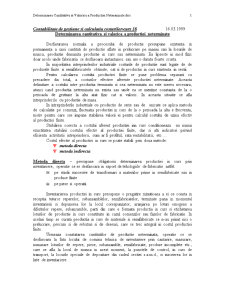 Determinarea Cantitativa si Valorica a Productiei Neterminate - Pagina 1