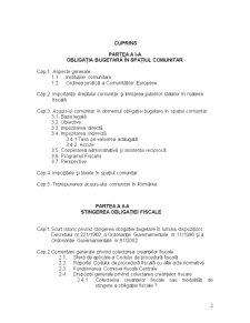 Master in Dreptul Afacerilor - Institutii de Drept Fiscal - Pagina 2